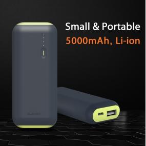 USB POWER PACK-5000mAh