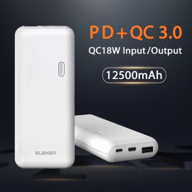 PD USB-C Power Pack 12500mAh