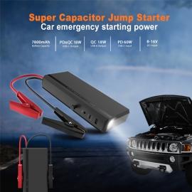 Super Capacitor Jump Starter