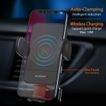 Automatic Clamping  Wireless Car Charger Mount Holder